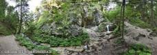 Piaty vodopád Tesnej rizne